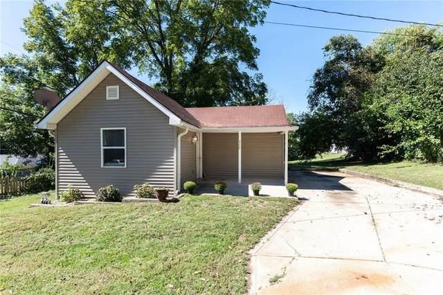 360 N Colfax Street, Martinsville, IN 46151 (MLS #21816066) :: Dean Wagner Realtors
