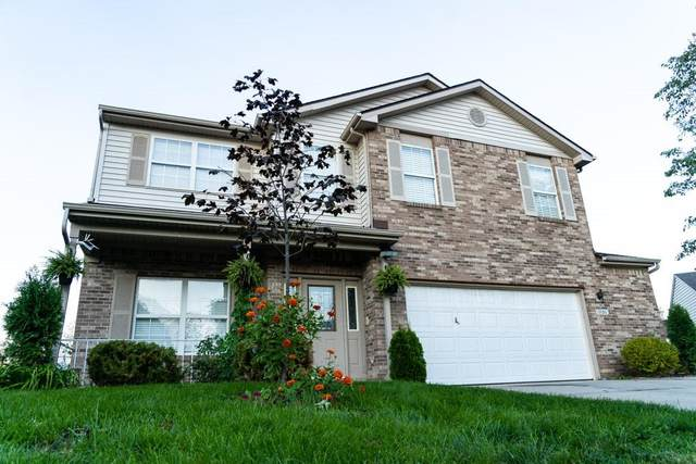 1131 Chateaugay Court, Whiteland, IN 46184 (MLS #21816081) :: Pennington Realty Team