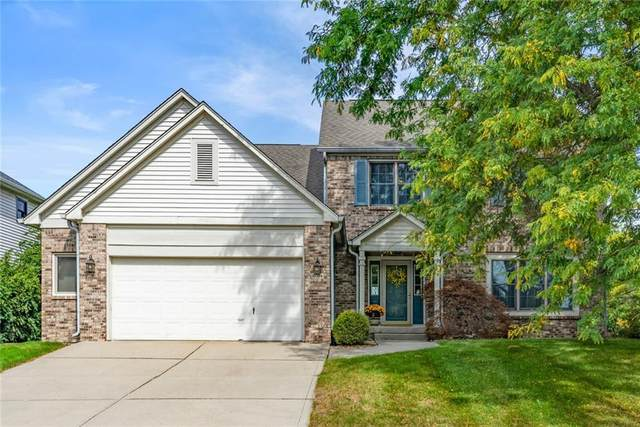 10366 Seagrave Drive, Fishers, IN 46037 (MLS #21816089) :: Heard Real Estate Team | eXp Realty, LLC