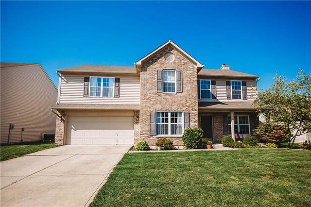 5894 Independence Avenue, Indianapolis, IN 46234 (MLS #21816096) :: Mike Price Realty Team - RE/MAX Centerstone