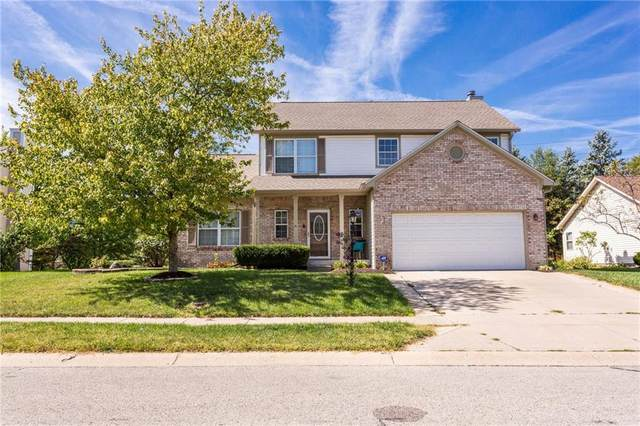 358 W Tansey, Westfield, IN 46074 (MLS #21816104) :: The Evelo Team