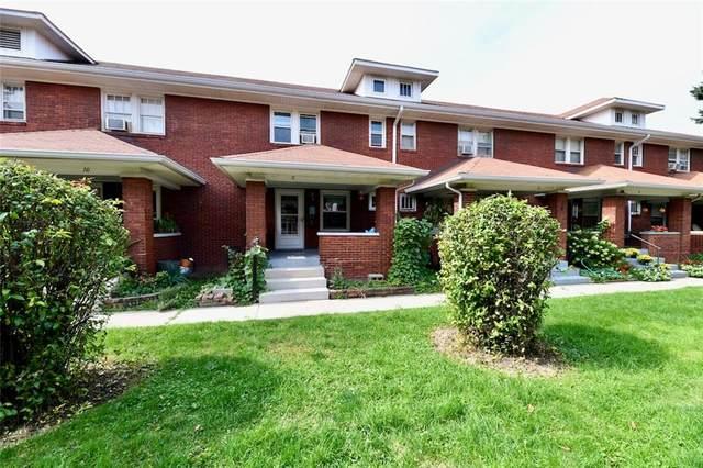 5613 E Washington Street #8, Indianapolis, IN 46219 (MLS #21816106) :: Heard Real Estate Team | eXp Realty, LLC