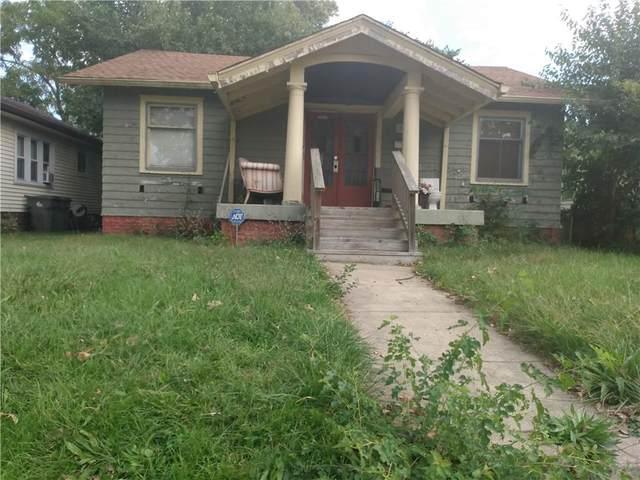 833 N Denny Street, Indianapolis, IN 46201 (MLS #21816115) :: Ferris Property Group