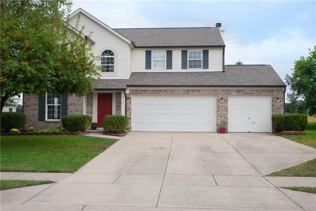 1115 Thornwood Drive, Greenwood, IN 46143 (MLS #21816128) :: Dean Wagner Realtors
