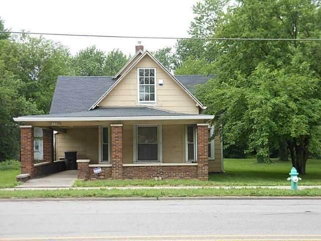 1330 N Emerson Avenue, Indianapolis, IN 46219 (MLS #21816132) :: Pennington Realty Team