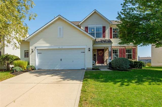 6901 Governors Point Drive, Indianapolis, IN 46217 (MLS #21816148) :: JM Realty Associates, Inc.