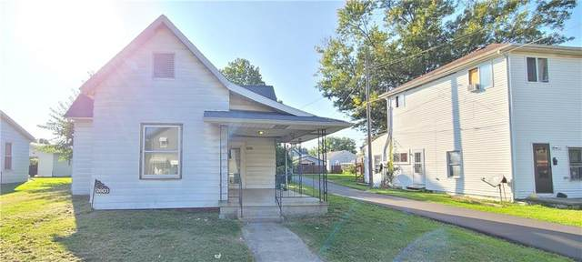 2603 Chase Street, Anderson, IN 46016 (MLS #21816162) :: Heard Real Estate Team   eXp Realty, LLC