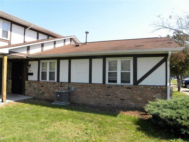 10012 Penrith Drive, Indianapolis, IN 46229 (MLS #21816172) :: Mike Price Realty Team - RE/MAX Centerstone
