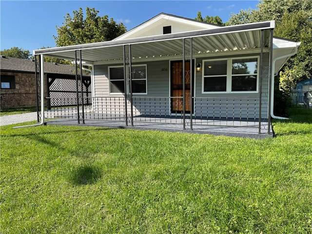 1856 Cruft Street, Indianapolis, IN 46203 (MLS #21816178) :: The Evelo Team