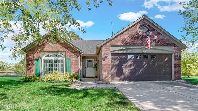 2117 Citation Drive, Indianapolis, IN 46234 (MLS #21816202) :: Ferris Property Group