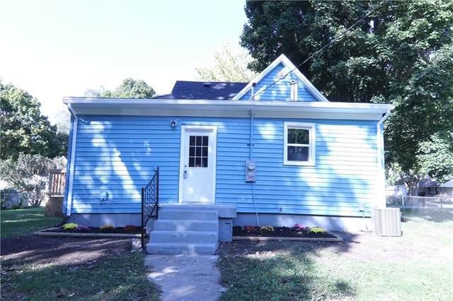 616 Milton Avenue, Anderson, IN 46012 (MLS #21816211) :: Ferris Property Group