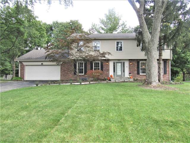 7317 Avalon Trail Road, Indianapolis, IN 46250 (MLS #21816219) :: Ferris Property Group