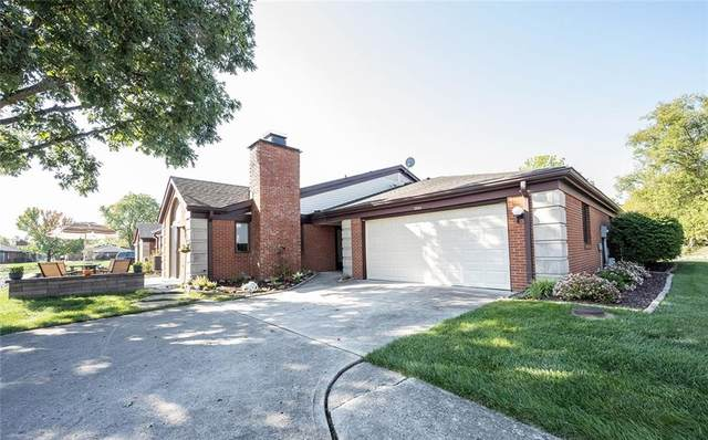 2061 Oak Run North Drive, Indianapolis, IN 46260 (MLS #21816227) :: Mike Price Realty Team - RE/MAX Centerstone