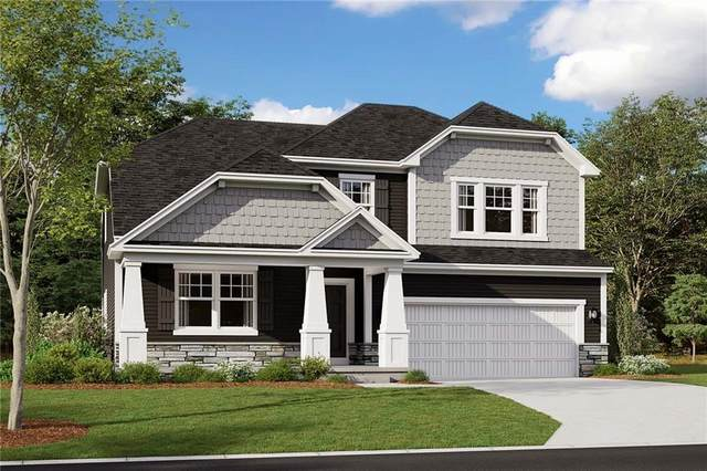 4750 Bethel Creek Boulevard, Indianapolis, IN 46239 (MLS #21816268) :: Ferris Property Group