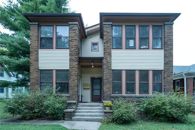 640 Woodruff Place Middle Drive, Indianapolis, IN 46201 (MLS #21816278) :: Mike Price Realty Team - RE/MAX Centerstone