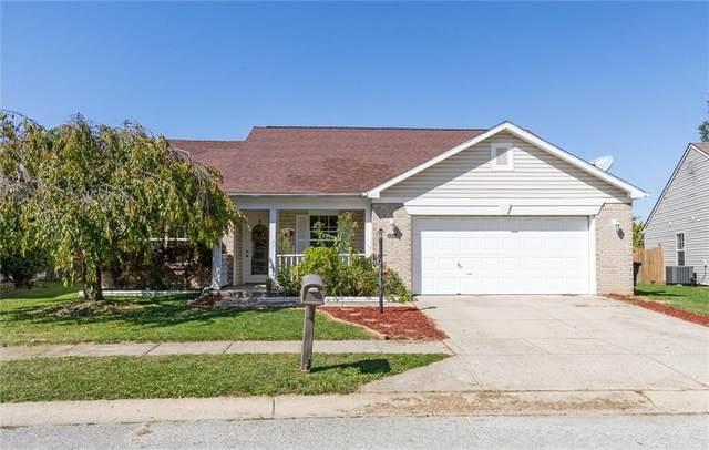 6454 Blakeview Drive, Indianapolis, IN 46235 (MLS #21816279) :: Dean Wagner Realtors