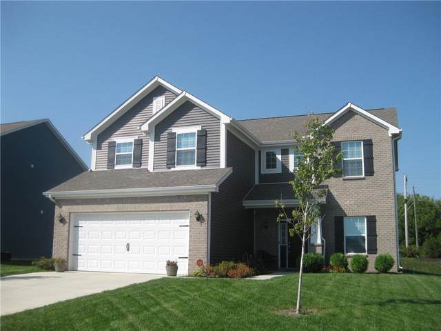 6154 N Caraway Drive, Mccordsville, IN 46055 (MLS #21816290) :: Mike Price Realty Team - RE/MAX Centerstone