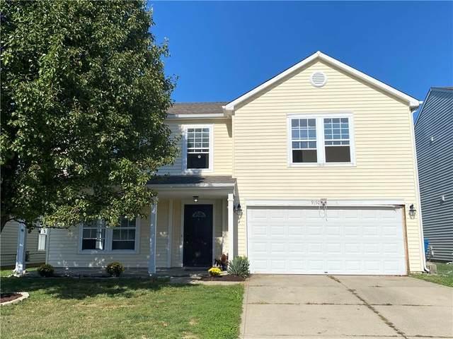 9150 Bainbridge Drive, Camby, IN 46113 (MLS #21816299) :: Heard Real Estate Team | eXp Realty, LLC
