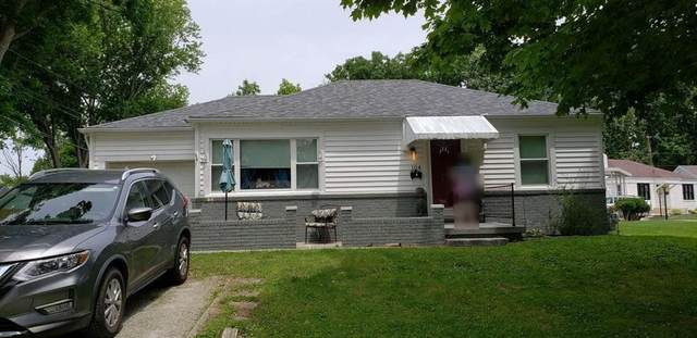 104 Federal Drive, Anderson, IN 46013 (MLS #21816307) :: Mike Price Realty Team - RE/MAX Centerstone