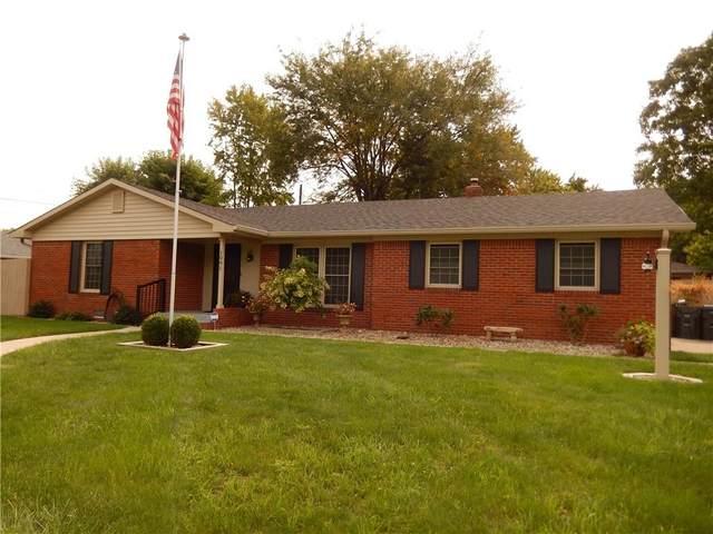 1091 Lawndale Drive, Greenwood, IN 46142 (MLS #21816317) :: Dean Wagner Realtors