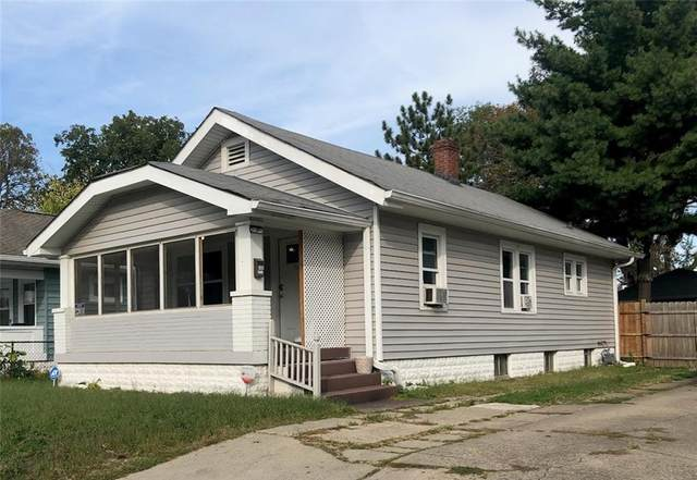 125 S Traub Avenue, Indianapolis, IN 46222 (MLS #21816323) :: Ferris Property Group