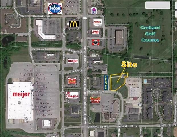 0 Meridian Oaks Drive, Greenwood, IN 46142 (MLS #21816327) :: JM Realty Associates, Inc.