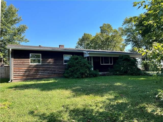 1485 Jennifer Lane, Martinsville, IN 46151 (MLS #21816334) :: Heard Real Estate Team | eXp Realty, LLC