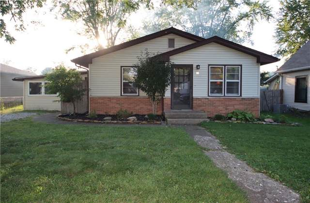 50 S West Street, Bargersville, IN 46106 (MLS #21816339) :: Mike Price Realty Team - RE/MAX Centerstone