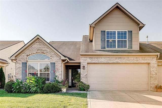 11723 Whisper Cove Drive 22A, Fishers, IN 46037 (MLS #21816342) :: Pennington Realty Team