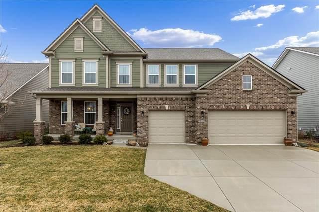 15732 Monson Drive, Noblesville, IN 46062 (MLS #21816343) :: Heard Real Estate Team | eXp Realty, LLC