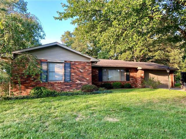 631 Whittier Drive, Seymour, IN 47274 (MLS #21816345) :: Mike Price Realty Team - RE/MAX Centerstone