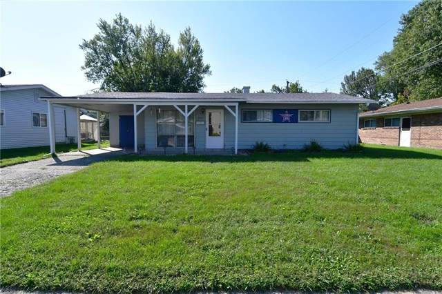2041 Britton Drive, Beech Grove, IN 46107 (MLS #21816348) :: Ferris Property Group