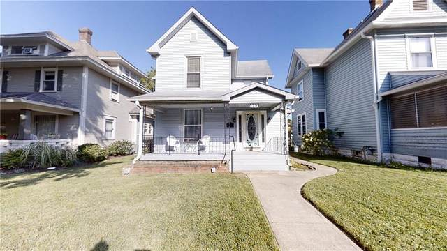323 N Layman Avenue, Indianapolis, IN 46219 (MLS #21816354) :: Mike Price Realty Team - RE/MAX Centerstone