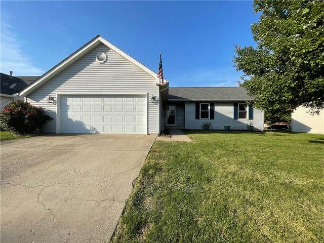 71 Kingswood Court, Greencastle, IN 46135 (MLS #21816358) :: Mike Price Realty Team - RE/MAX Centerstone