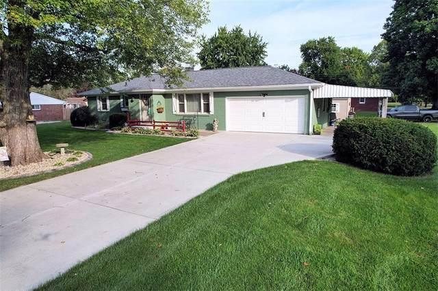 7036 W Green Springs Road, Indianapolis, IN 46214 (MLS #21816383) :: Heard Real Estate Team | eXp Realty, LLC