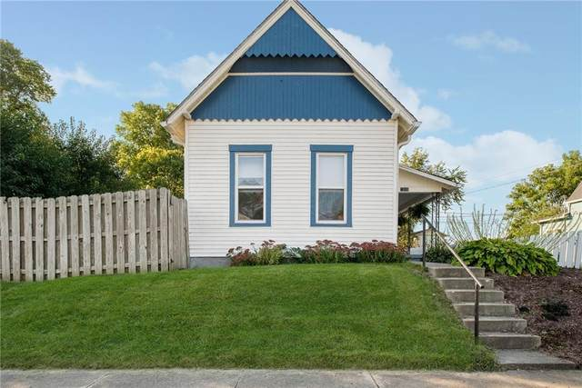 1315 Division Street, Noblesville, IN 46060 (MLS #21816386) :: Mike Price Realty Team - RE/MAX Centerstone