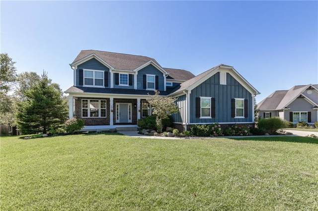 2519 Daylily Court, Westfield, IN 46074 (MLS #21816398) :: Mike Price Realty Team - RE/MAX Centerstone