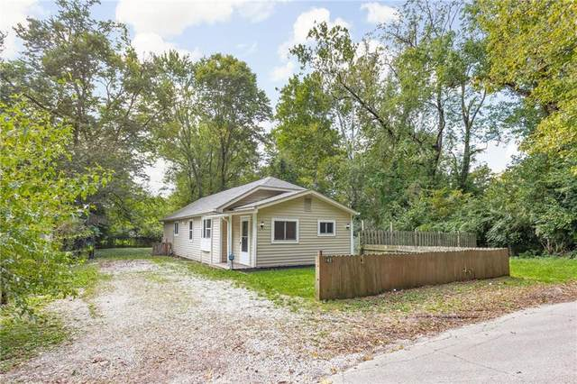 1427 Ruth Drive, Indianapolis, IN 46240 (MLS #21816408) :: Pennington Realty Team