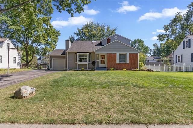 6305 Douglas Road, Indianapolis, IN 46220 (MLS #21816414) :: Ferris Property Group