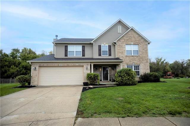 5017 W Bay Court, Plainfield, IN 46168 (MLS #21816421) :: Ferris Property Group