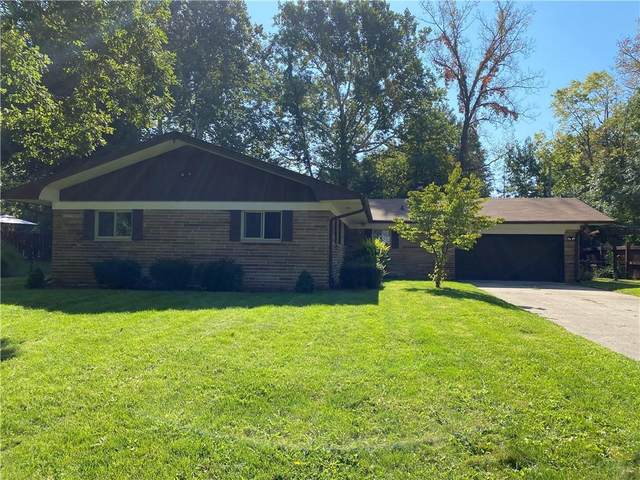 335 E Hill Valley Drive, Indianapolis, IN 46227 (MLS #21816422) :: Heard Real Estate Team   eXp Realty, LLC
