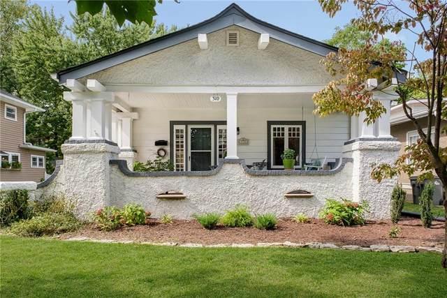 310 N Ridgeview Drive, Indianapolis, IN 46219 (MLS #21816426) :: Heard Real Estate Team | eXp Realty, LLC