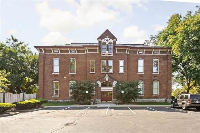 714 Buchanan Street #13, Indianapolis, IN 46203 (MLS #21816429) :: JM Realty Associates, Inc.
