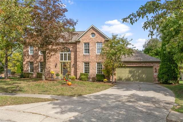 11954 Glen Cove Court, Indianapolis, IN 46236 (MLS #21816450) :: Pennington Realty Team