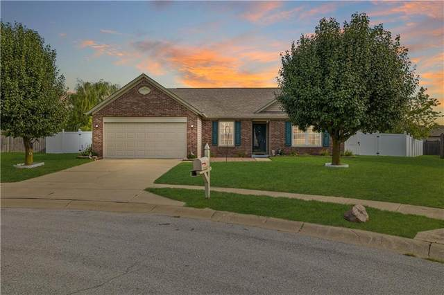 1051 Christopher Court, Greenwood, IN 46143 (MLS #21816456) :: Ferris Property Group