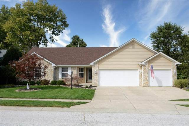 12238 Southcreek Court, Indianapolis, IN 46236 (MLS #21816479) :: The Evelo Team