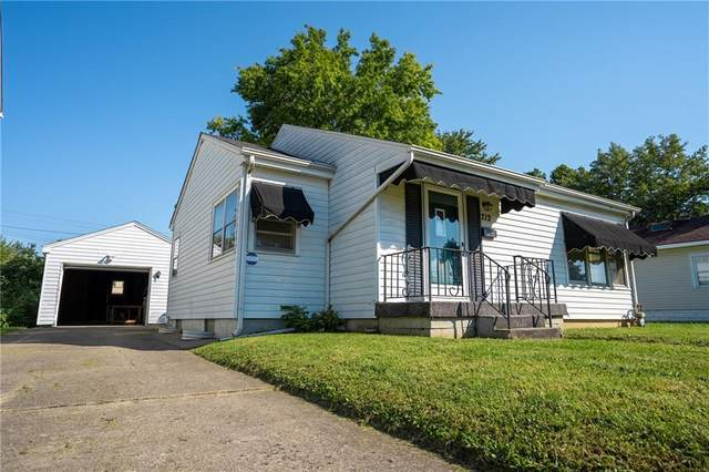 712 E 32nd Street, Anderson, IN 46016 (MLS #21816488) :: RE/MAX Legacy
