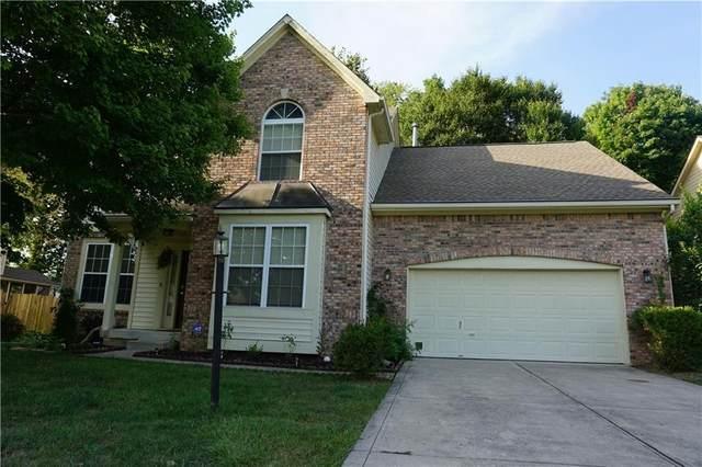 3646 Katelyn Lane, Indianapolis, IN 46228 (MLS #21816490) :: Ferris Property Group