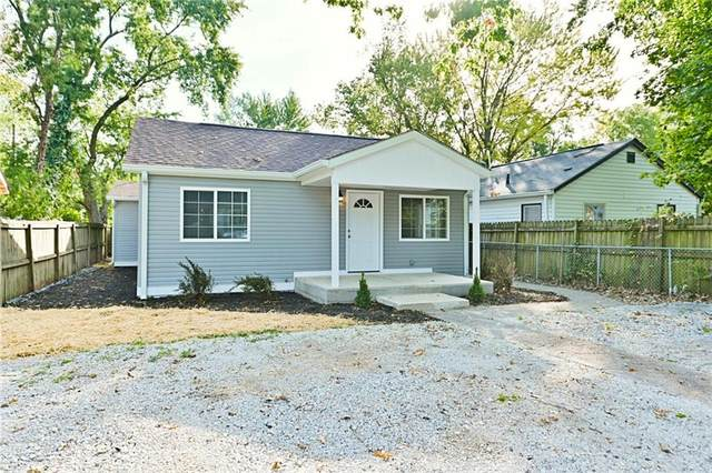 2205 N Leland Avenue, Indianapolis, IN 46218 (MLS #21816491) :: Mike Price Realty Team - RE/MAX Centerstone