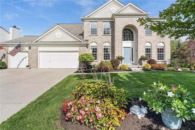 11848 Wedgeport Lane, Fishers, IN 46037 (MLS #21816498) :: Ferris Property Group